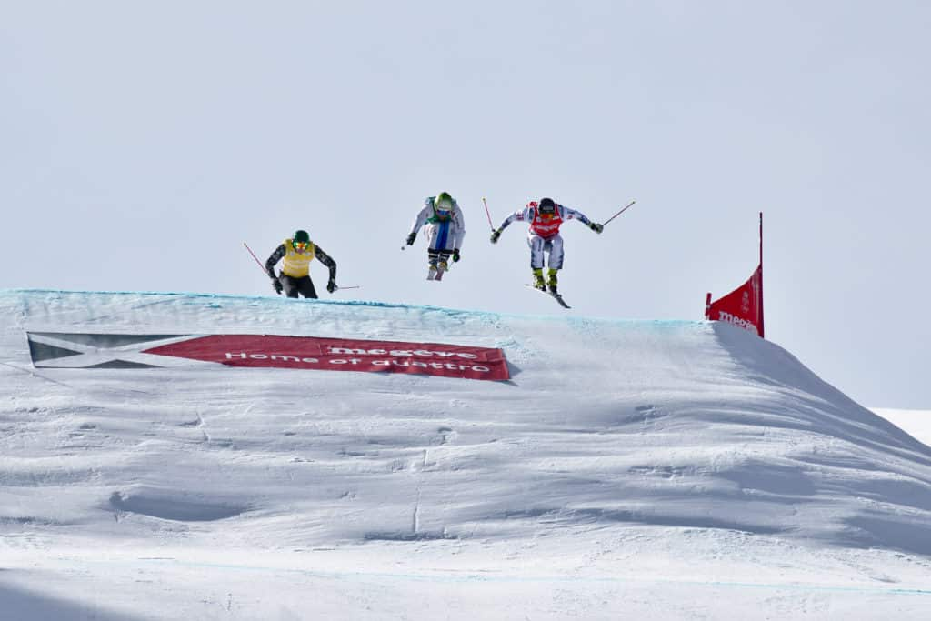 FIS World Cup Ski Cross