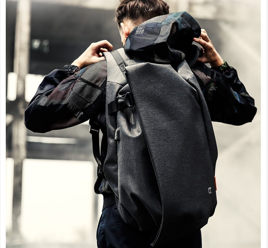 Laptop Backpack with Tactical Straps