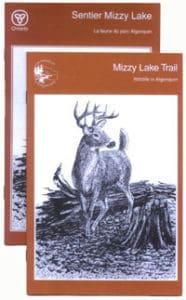 Mizzy Lake Trail Guide
