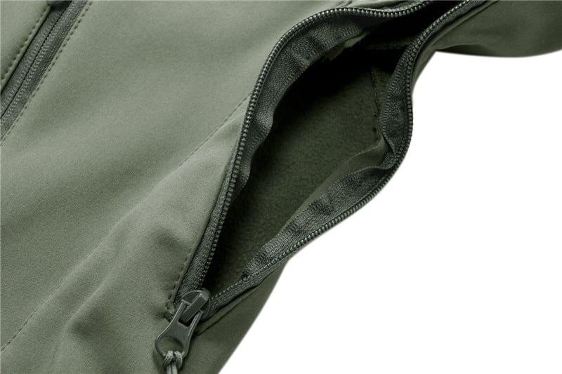 Outdoor Waterproof Fishing Jacket for Men