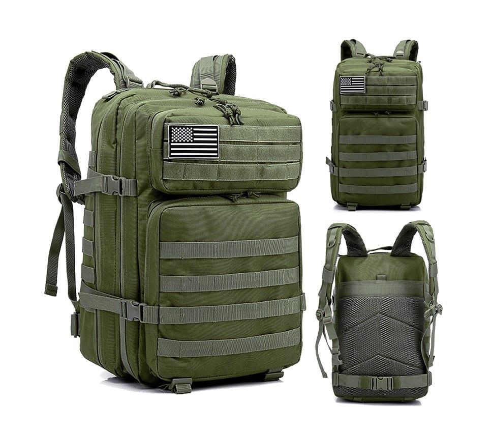 45L Tactical Travel Backpack
