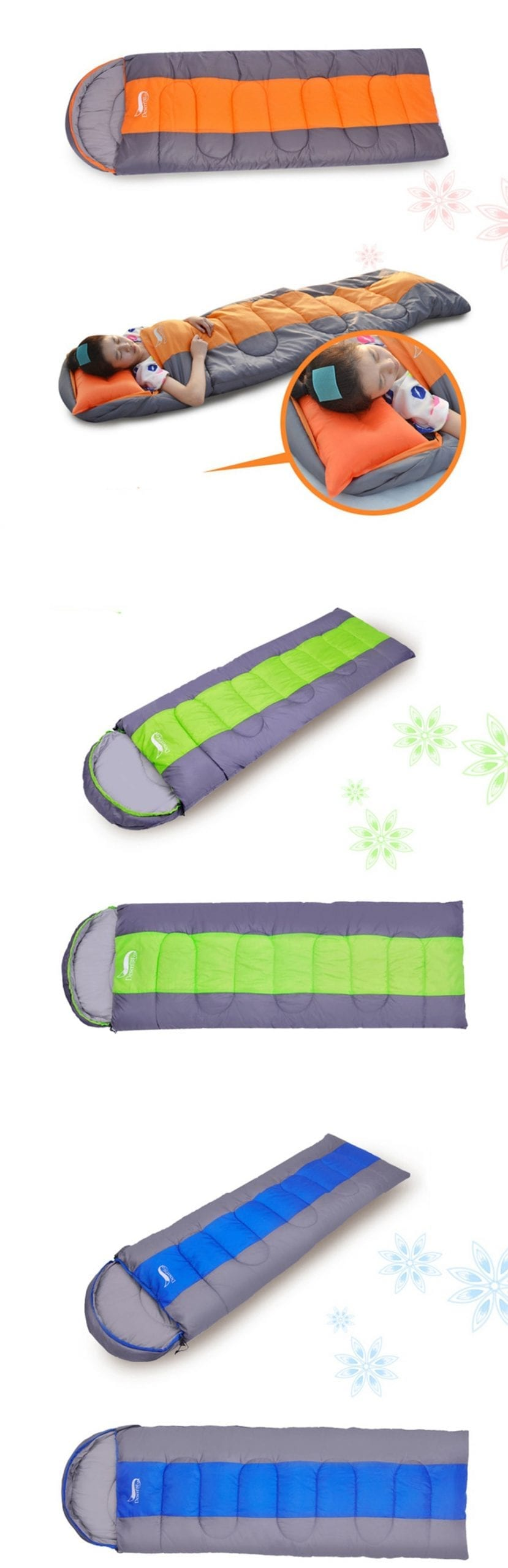 Travelling Camping Sleeping Bag